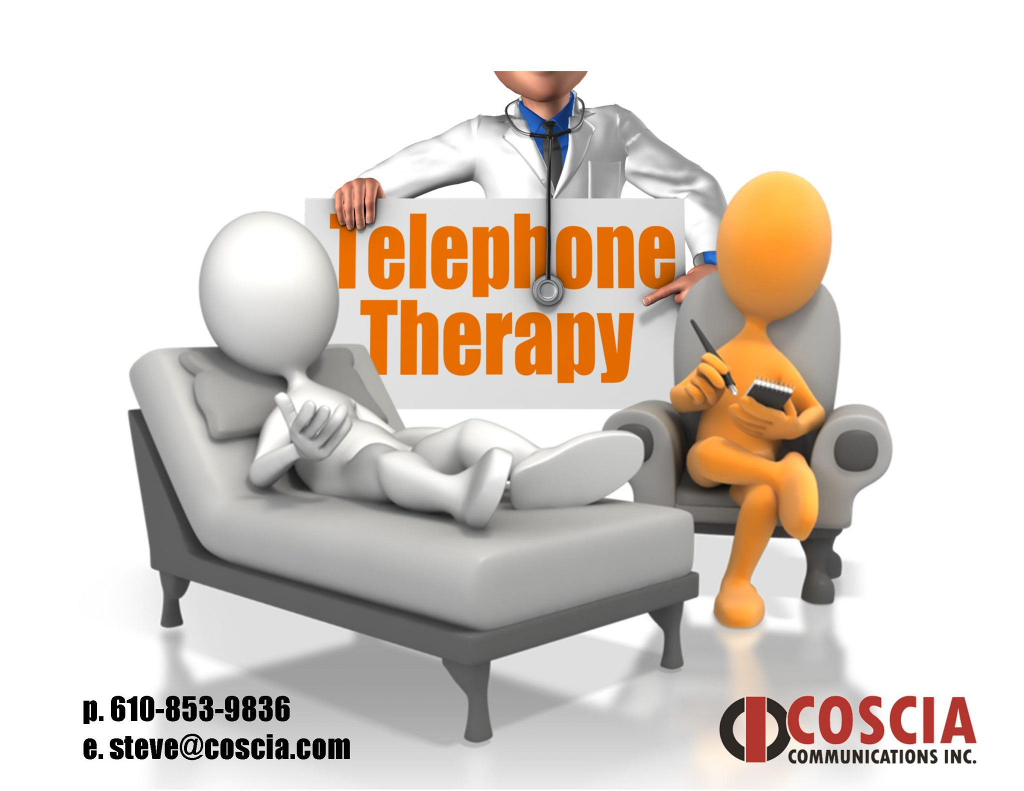 Telephone-Therapy