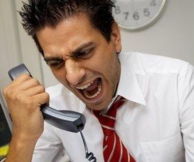 Customer Service Stress Relief