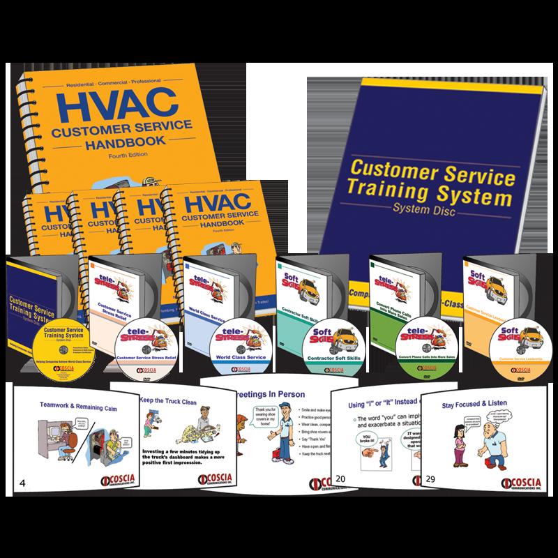 Customer Service Training System