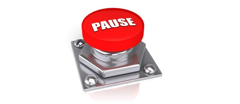 Life Has No Pause Button