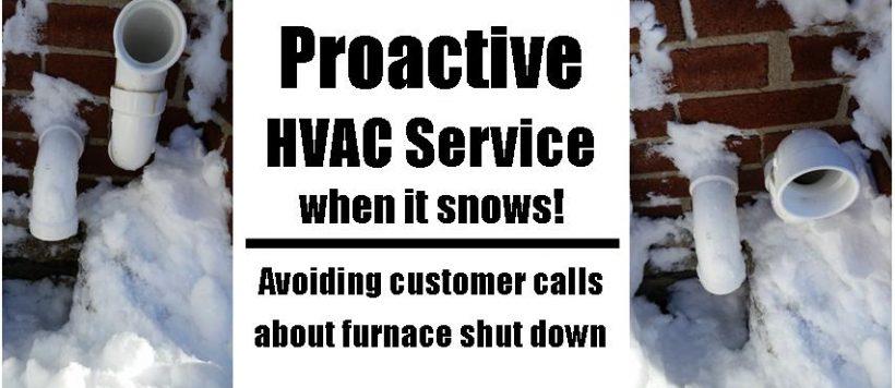 HVAC Furnace Shut Down