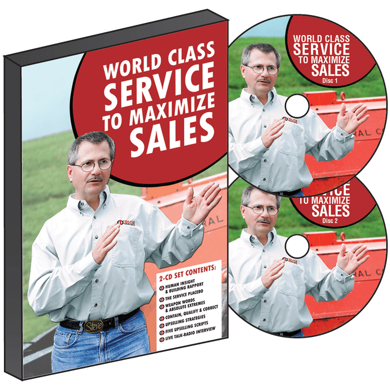 WCS To Maximize Sales (2CD Set)