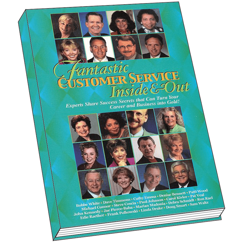 Fantastic Customer Service Book