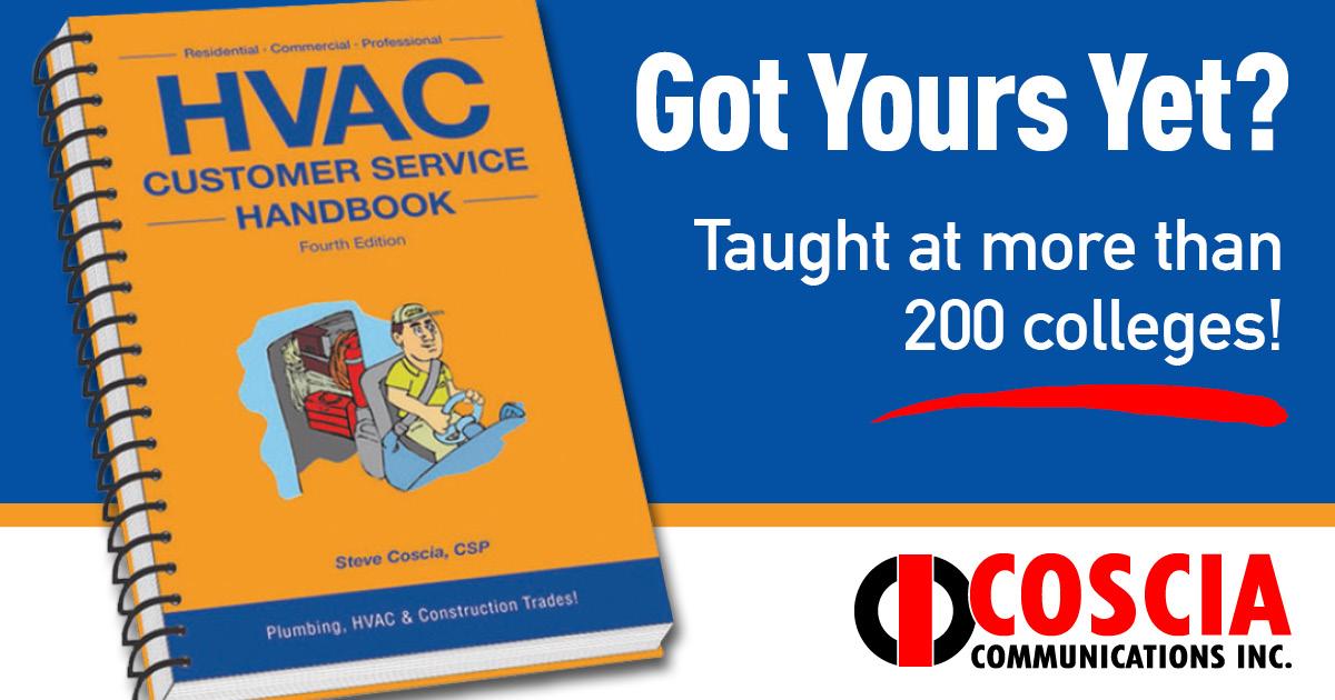 HVAC Customer Service Handbook