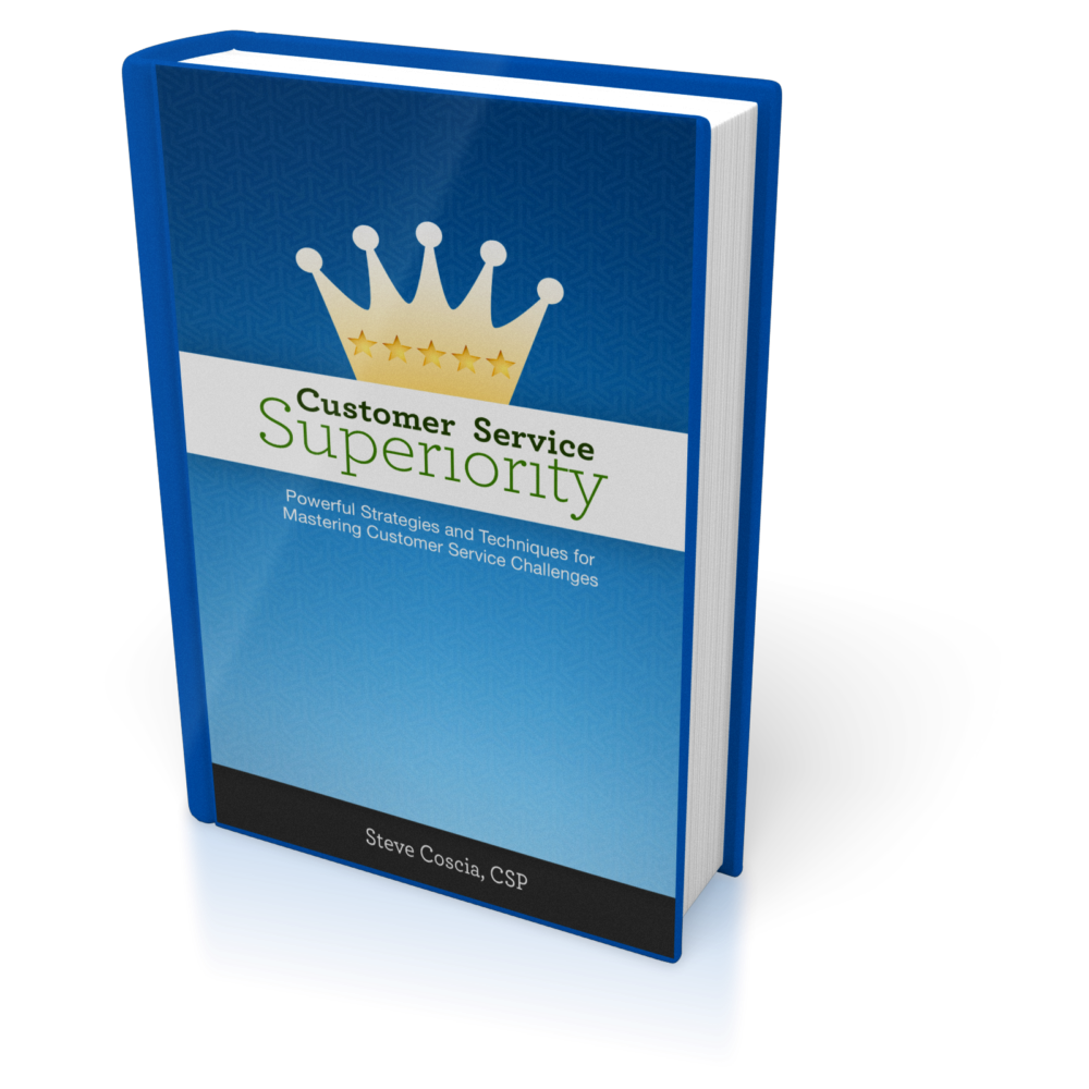Customer Service Superiority EBook