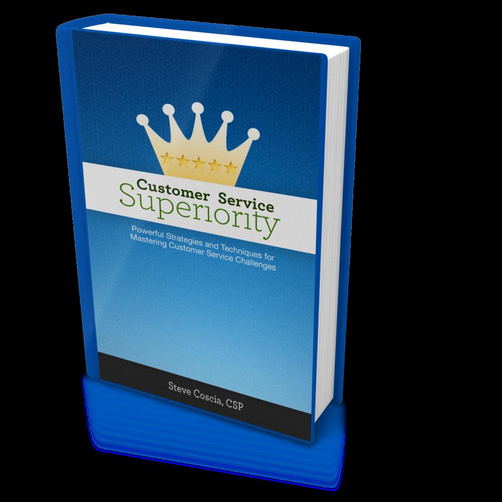 Customer Service Superiority EBook